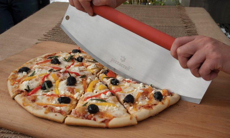 Pizza rocker knives review