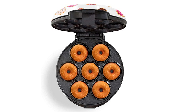 Dash DDM007 Mini Donut Maker Machine Review
