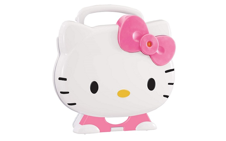 Hello Kitty Cupcake Maker Review