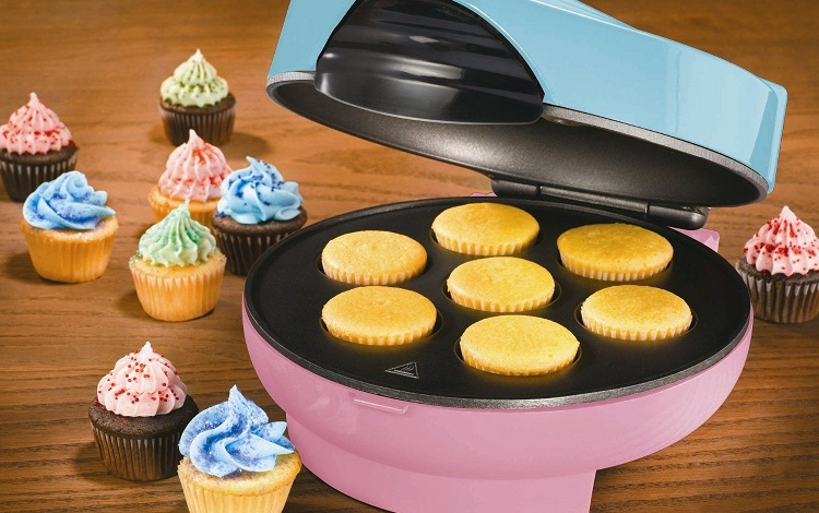 fresh made cupcakes